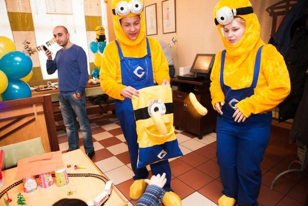 Аниматоры на детские праздники Киев
