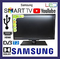 "Телевизор Samsung  17"" DVB-T2, SmartTV LED, USB, WI-FI, Телевизор Самсунг 17 дюймов фабричный Китай"
