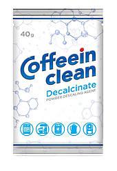 Средство порционное (порошок) для удаления накипи (40 г) Coffeein clean DECALCINATE