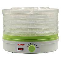 Сушка для овочів та фруктів ROTEX RD310-W