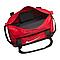 Спортивная сумка Nike Academy Team Duffel Small BA5505-657 красно-черная (Оригинал), фото 2