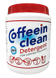 Средство (порошок) для чистки кофемашин от кофейных жиров (900 г ) Coffeein clean Detergent ULTRA