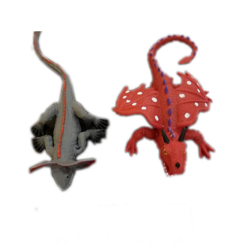 Животные резиновые-антистресс, 2 вида микс, силиконовый наполнитель, W6328-260T/71BT