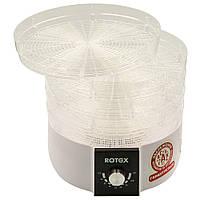 Сушка для овочів та фруктів ROTEX RD610-W (13л, 520Вт)