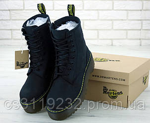 Женские ботинки Dr.Martens JADON демисезонные (черный)