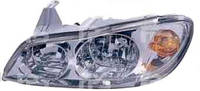 Фара передняя для Nissan Maxima '00-06 Qx правая (DEPO) механическая