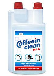Засіб (рідина) для чищення молочних систем (1 л) Coffeein clean MILK