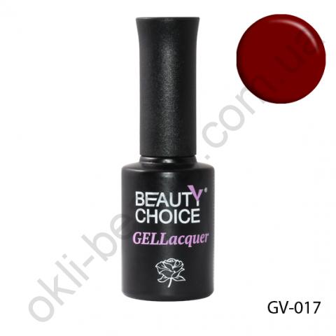 Гель-лак цветной Beauty Choice, 10мл GV-17