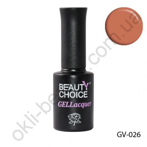 Гель-лак цветной Beauty Choice, 10мл GV-26