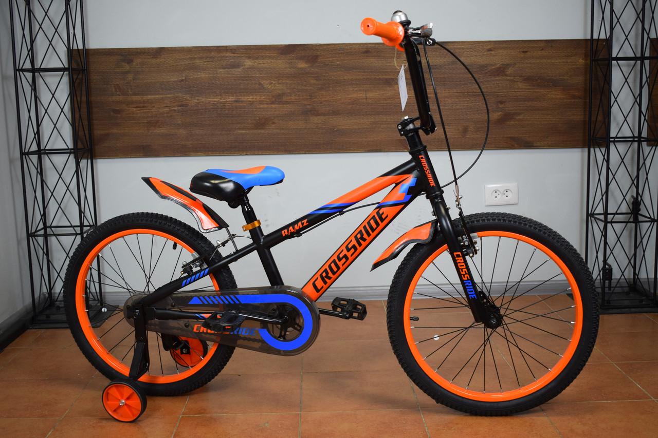 """Детский велосипед 20"""" Crossride Ramz (Ardis)"""
