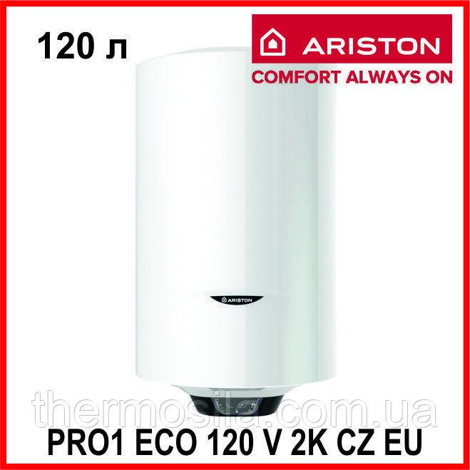 Водонагреватель ARISTON PRO1 ECO 120 V 2K CZ EU