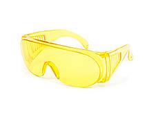 Очки защитные желтые Украина