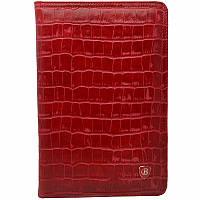 """Чехол 8""""-9""""дюймов для планшетов (Кожа) универсальный Brum Reptiles Красный"""