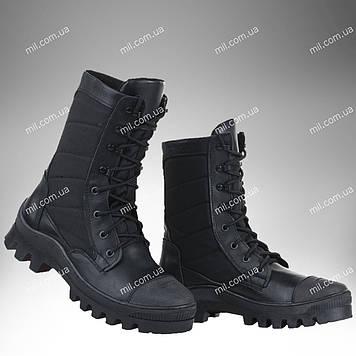 Берці зимові / військова, армійське взуття СКІФ I (чорний)