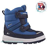 VIKING PLAY II GORE TEX зимние ботинки. Размеры 22-33, фото 1