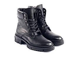 Ботинки Etor 6777-7449 40 черные