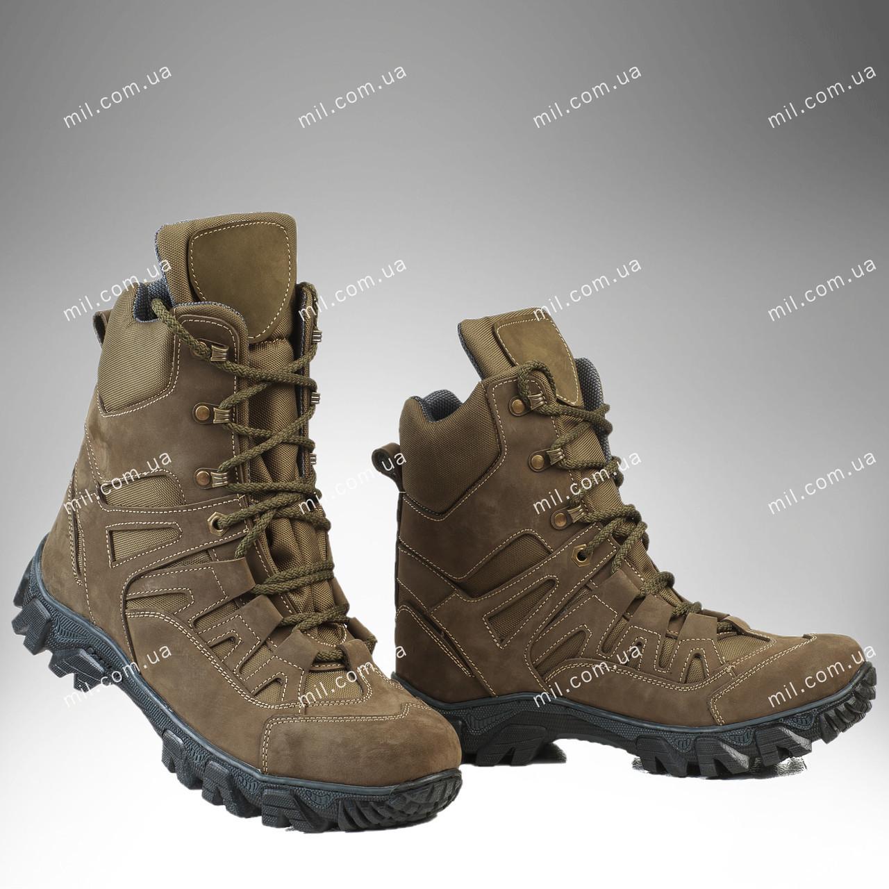 Берці зимові / військова тактична взуття ЦЕНТУРІОН (оливковий)
