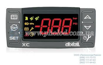 Контроллер для применения в компрессорно-конденсаторных блоках Dixell XC10CX