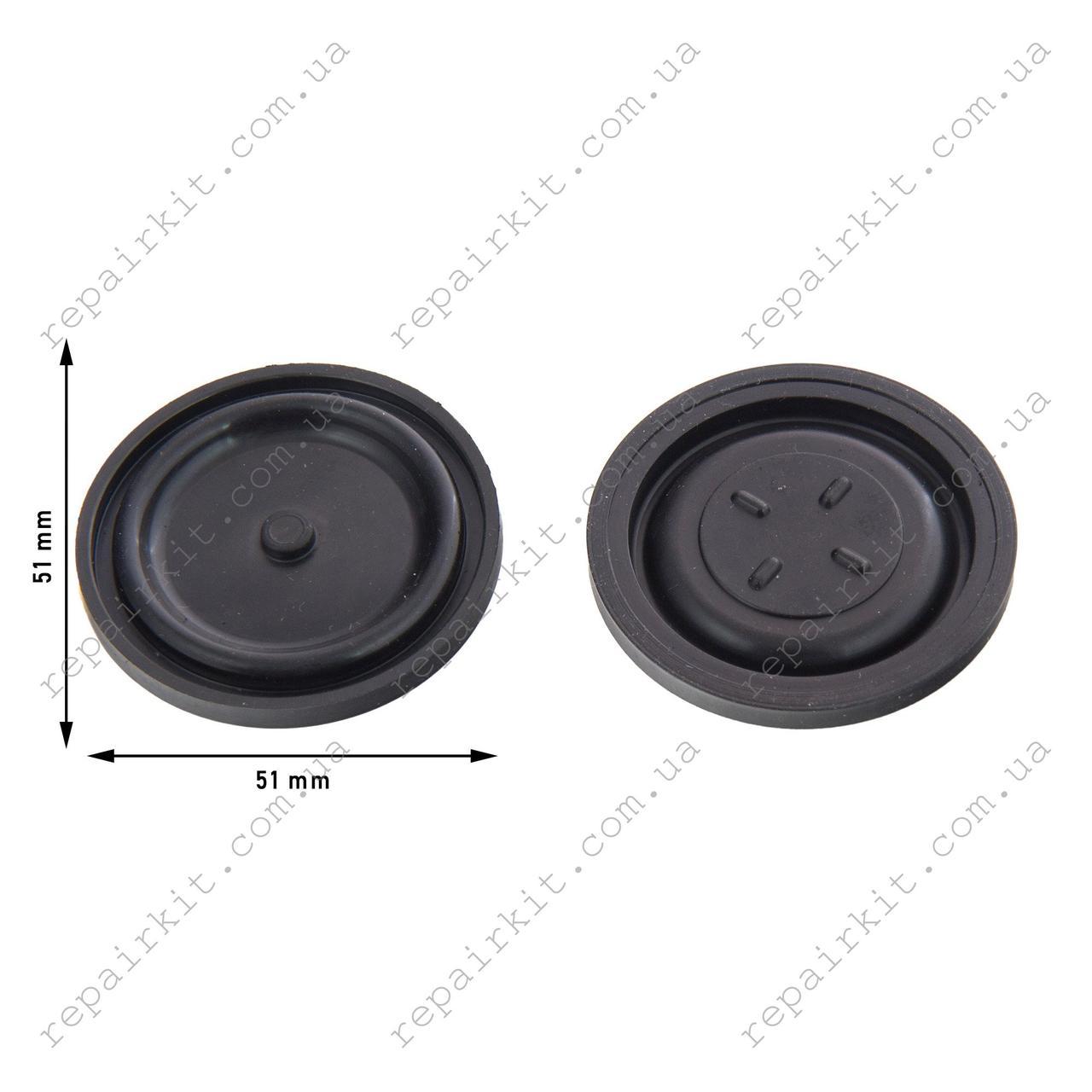 Мембрана клапанной крышки VOLVO 1.6D ( C30, V50, V70, S80 )