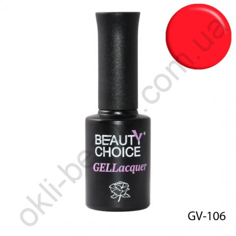 Гель-лак цветной Beauty Choice, 10мл GV-106