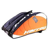 Спортивная сумка Harrow Pro Shoulder Thermobag сквош,теннис Оранжевый