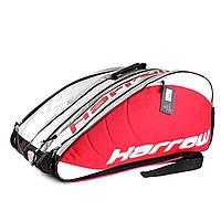 Спортивная сумка Harrow Pro Shoulder Thermobag сквош,теннис Красный