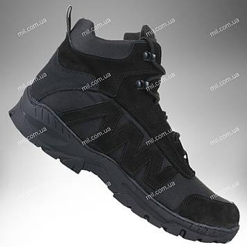 Военные зимние полуботинки / тактическая обувь Comanche Gen.II (black)