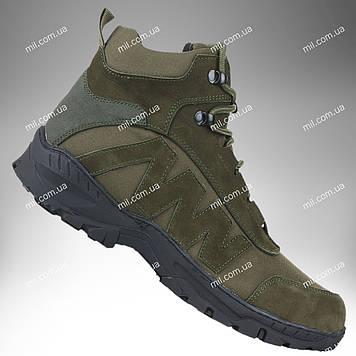 Военные зимние полуботинки / тактическая обувь Comanche Gen.II (olive)