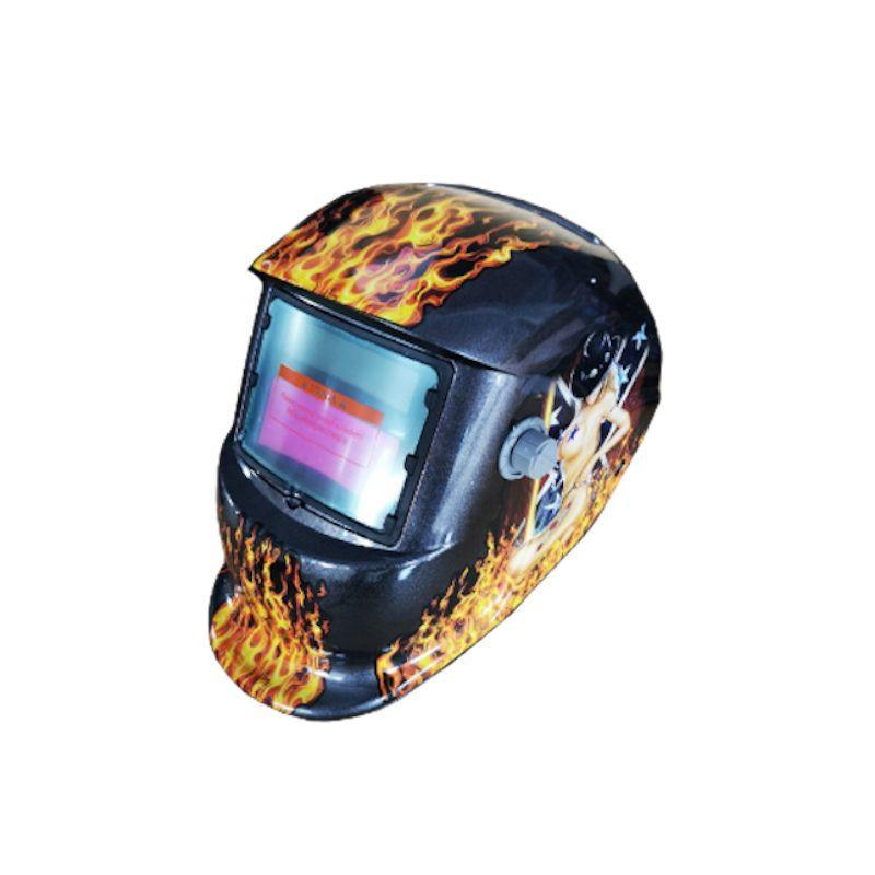 Сварочный шлем с регулировкой Kraft&Dele KD881