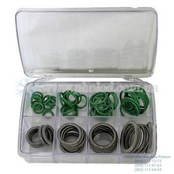 Комплект уплотнительных колец и пружин Mastercool MC - 91336