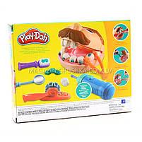 Набор для лепки Play-Doh «Мистер Зубастик» (качественный аналог) МК1525 (Набор стоматолога), фото 6