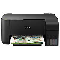 ➤МФУ EPSON L3100 фабрика печати (C11CG88401) струйный цветной принтер сканер копир для печати фотографий