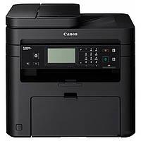 ☇МФУ CANON i-SENSYS MF237w c Wi-Fi (1418C122) лазерный черно-белая печать для офиса встроенный факс
