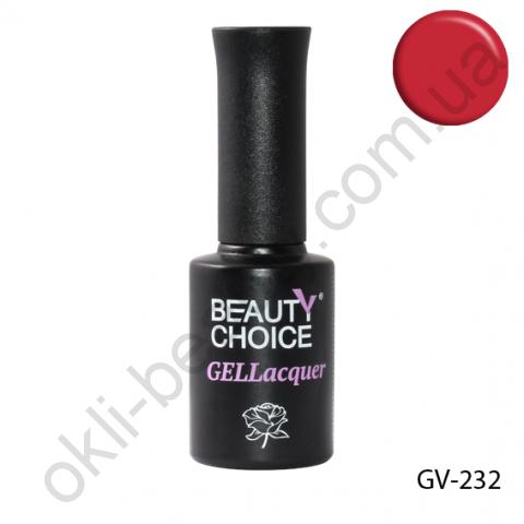 Гель-лак цветной Beauty Choice, 10мл GV-232