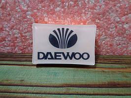 "Мыло с логотипом ""Daewoo"""