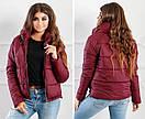 Куртка Зима . Женская курточка короткая, фото 4