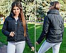 Куртка Зима . Женская курточка короткая, фото 7
