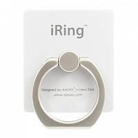 Кольцо-держатель iRing для телефона Белый