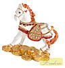 Шкатулка ювелирная Лошадь QF4545