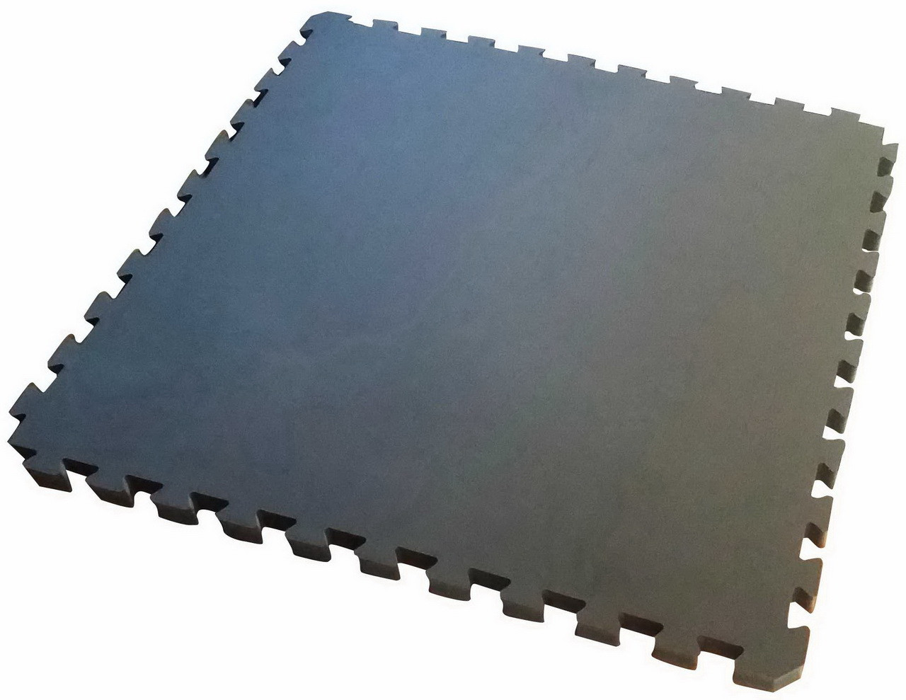 Мат татами «IZOLON BASE» ласточкин хвост 40 мм (Серый)