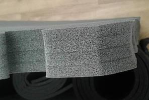 Мат татами «IZOLON BASE» ласточкин хвост 40 мм (Серый), фото 3