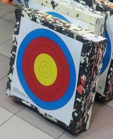 Стрелоулавливатели «IZOLON» для лука и арбалета 50 мм