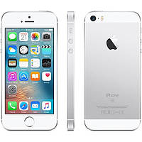 Apple IPhone SE 16GB Silver Refurbished