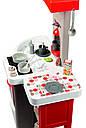 Кухня игрушечная Тефаль Повар раскладная красная Tefal Smoby 312200, фото 7