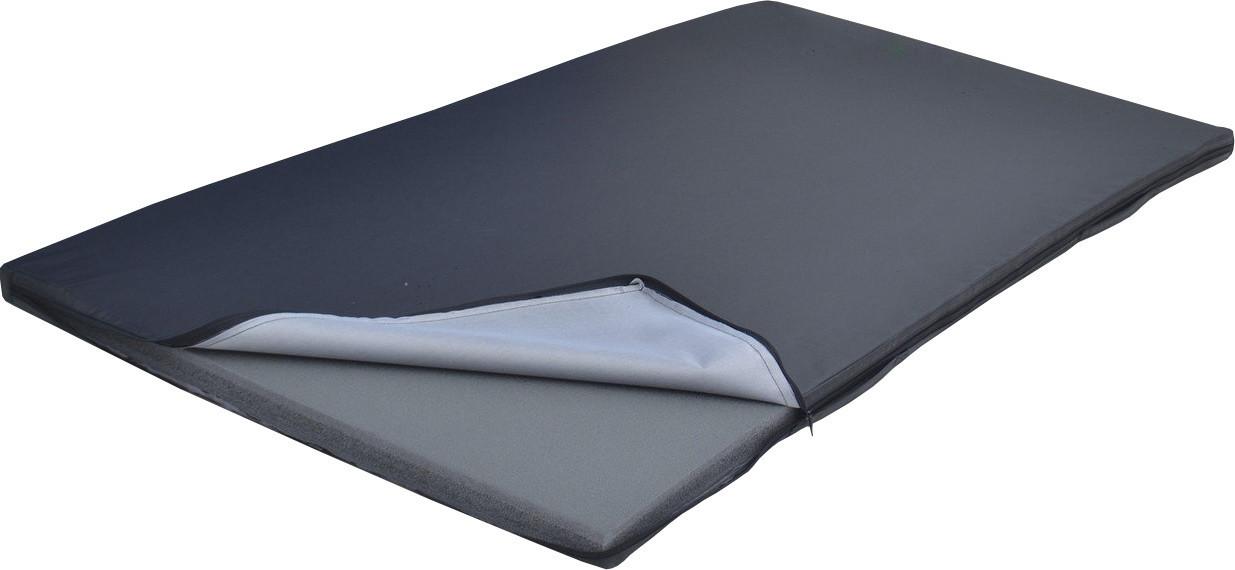 Гимнастический мат кожвинил «IZOLON» 2000x1000x50 мм (цветной, с ручками для переноса)