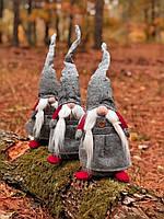 """Новогоднее украшение «Серый викинг"""", фото 1"""