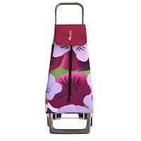 Сумка тележка на колесах, сумка тележка хозяйственная, Rolser Jet Taku Joy 40 Bassi