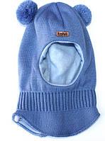 """Шапка-шлем зимняя TALVI на флисе на мальчика размер 46-48 """"SELFIE"""" купить недорого от прямого поставщика"""