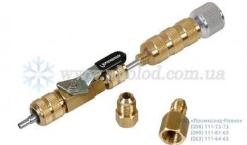 Ключ для замены ниппелей в клапане Шредера под давлением Rothenberger 87800