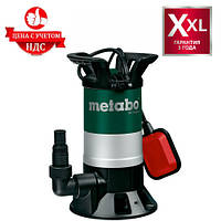 Дренажный насос для грязной воды Metabo PS 15000 S